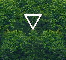 Geometric // Dense Forest by ArcadeJack