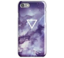 Geometric // Galaxy iPhone Case/Skin