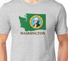 Washington state flag Unisex T-Shirt