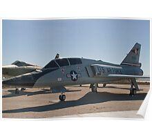 #59-0158 F-106B Delta Dart Poster