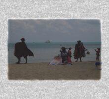 Beach Business One Piece - Long Sleeve