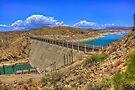 Elephant Butte Dam by njordphoto