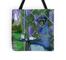 The Blue Travel Tote Bag