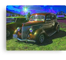 Ford Supremacy Canvas Print