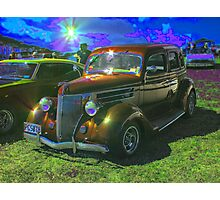 Ford Supremacy Photographic Print