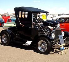 1924 Model T Ford    by Paul Albert