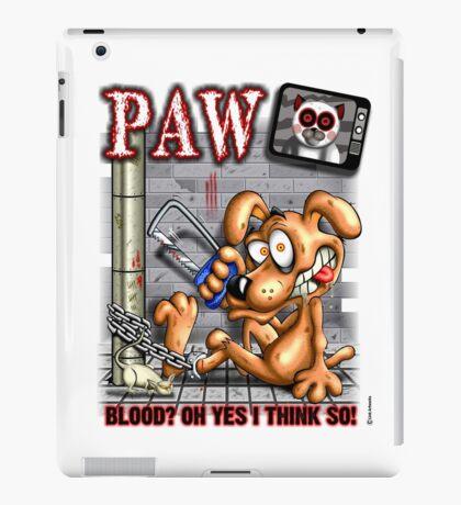 PAW (parody) iPad Case/Skin