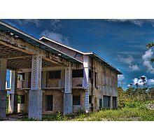 Nassau Bahamas Photographic Print