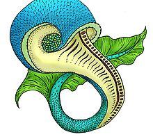 Odd Fish -- in color by MarjorieB