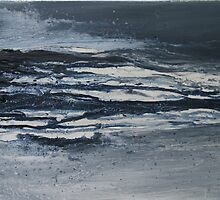 Stormy Seas by Christine Clarke