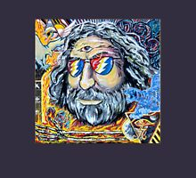 "Jerry Garcia Grateful Dead ""Move me brightly"" Unisex T-Shirt"