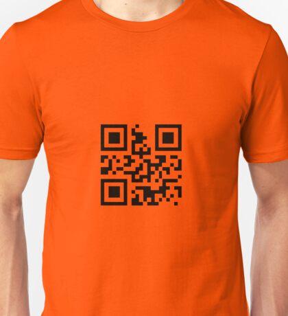 QR drStub.com Unisex T-Shirt