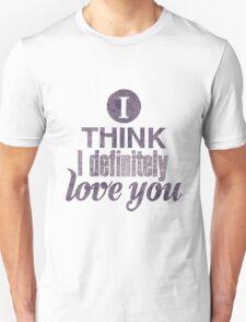 Passive Statement 1 T-Shirt