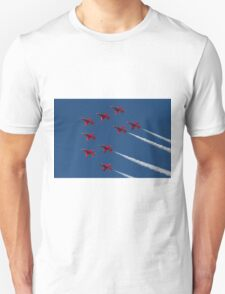 Red Arrows ! Unisex T-Shirt