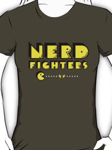 """NERDFIGHTERS"" - Pacman style! T-Shirt"