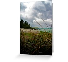 Lord Howe Shoreline Greeting Card