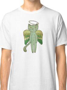 Do good cats go to heaven? Classic T-Shirt