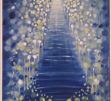 Stairway to Heaven-in Blue Fi by carlymh