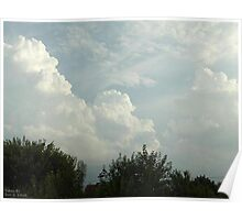 Cumulonimbus 6 Poster