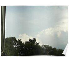 Cumulonimbus 10 Poster
