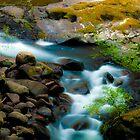 Rocks and Water II by franceshelen