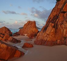 Sunburnt stone by KelShel