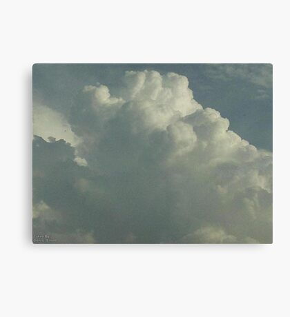 Cumulonimbus 13 Canvas Print