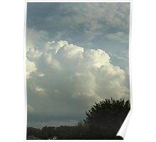 Cumulonimbus 25 Poster