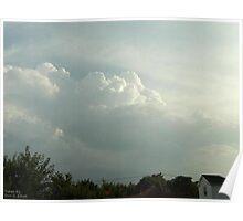 Cumulonimbus 29 Poster