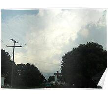 Cumulonimbus 51 Poster