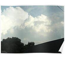 Cumulonimbus 52 Poster