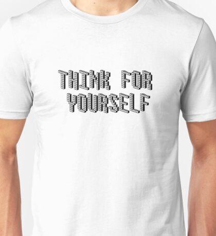 Geek Smart Cool T-Shirt Unisex T-Shirt
