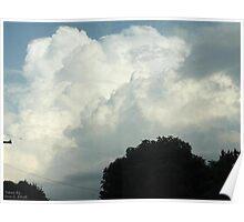 Cumulonimbus 63 Poster