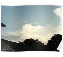 Cumulonimbus 68 Poster