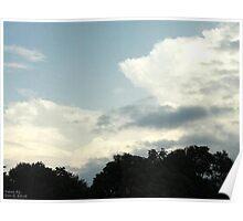 Cumulonimbus 80 Poster