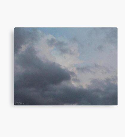 Cumulonimbus 103 Canvas Print