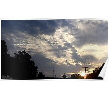 Cumulonimbus 108 Poster