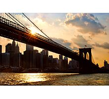 NYC, New York City, USA Photographic Print