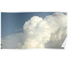 Cumulonimbus 144 Poster