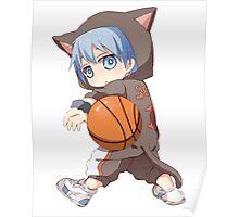 Kuroko Chibi - Kuroko no Basket Poster