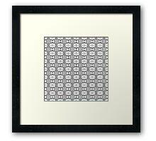Pattern 11 Framed Print