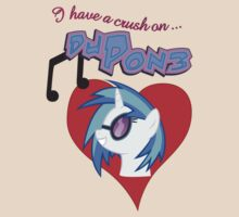I have a crush on... DJ Pon3 - with text by Stinkehund