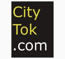 CityTok.com One Piece - Short Sleeve