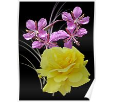 Sommer bouquet Poster