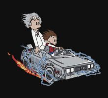 Great Scott !!! by zomboy