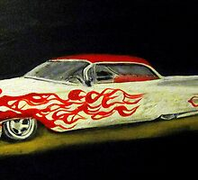Classic cars  by gillsart