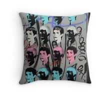 """""""20 Heads are better then 1"""" Throw Pillow"""