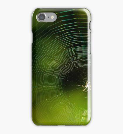 Spider web iPhone Case/Skin