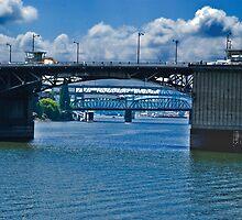 Bridges and Bridges and Bridges by Bryan D. Spellman