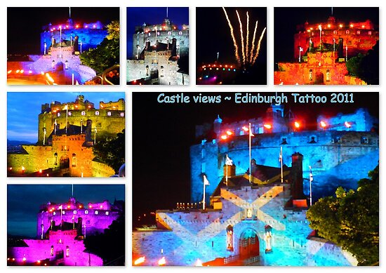 Edinburgh Tattoo 2011 by ©The Creative  Minds
